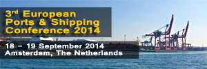 3rd European Ports & Shipping Conference - Amsterdam