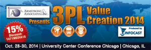 3PL Vaiue Creation Summit