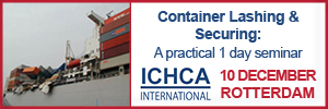 2014-12-10 Container Lashing and Securing Seminar - Rotterdam