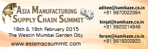 4th Asia Manufacturing Supply Chain Summit