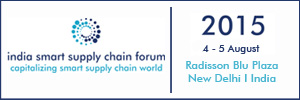 India Smart Supply Chain Forum - 2015