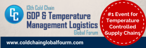 COld Chain Global Forum - Boston