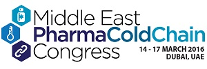 2016-03-14 Middle East Pharma Cold Chain Congress